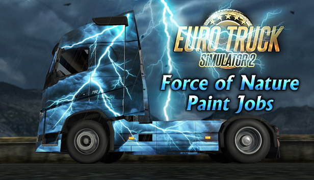 Euro Truck Simulator 2 :: Force of Nature Paint Jobs DLC