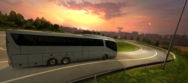 Euro Coach Simulator