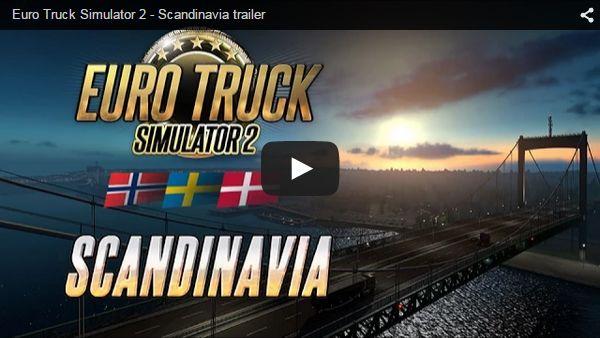ETS2 Scandinavia trailer