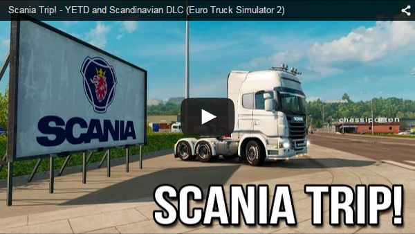 Scania Young European Truck Driver video